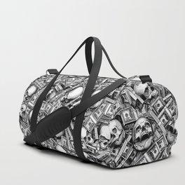 Root Of All Evil Duffle Bag