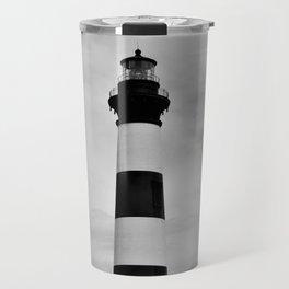 Bodie Island Lighthouse Outer Banks Travel Mug