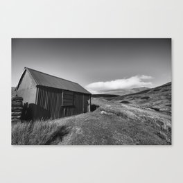 Glen Lyon Canvas Print