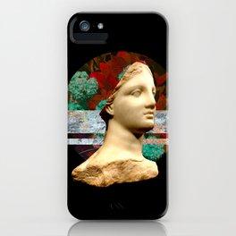 Vaporwave / Naturewave Design iPhone Case