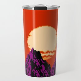 DEEP SUNSET Travel Mug