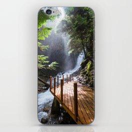 Fletcher Falls Two iPhone Skin