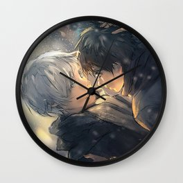 Yuri On Ice Wall Clock