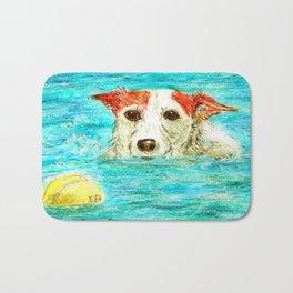 Jack Russell Terrier Bath Mat