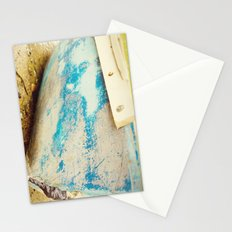 cape cod blue Stationery Cards