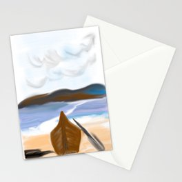 Mixed blessings--an allegory Stationery Cards