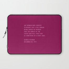 Dirty Jokes Laptop Sleeve