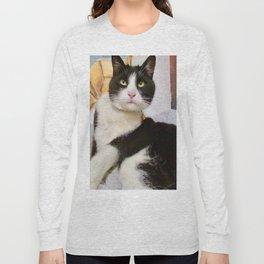 Orazio latin lover cat Long Sleeve T-shirt