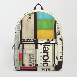 VHS Detail I Backpack