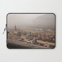 Back in Time-Heidelberg, Germany Laptop Sleeve