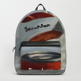 Bacon with Bacon DP170725a-14 Backpack