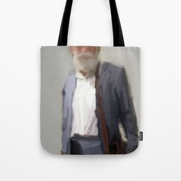 Ready for war Tote Bag