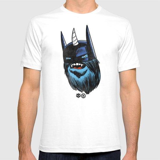Yeticorn Comic Heroes series: the Batman!  T-shirt