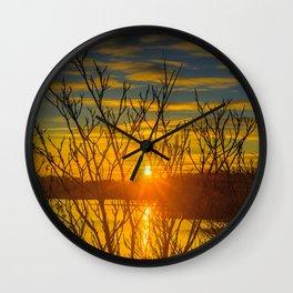 Look Me In The Eye, Sun Wall Clock