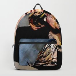 HILLARY CLINTON OFFICIAL PORTRAIT Backpack