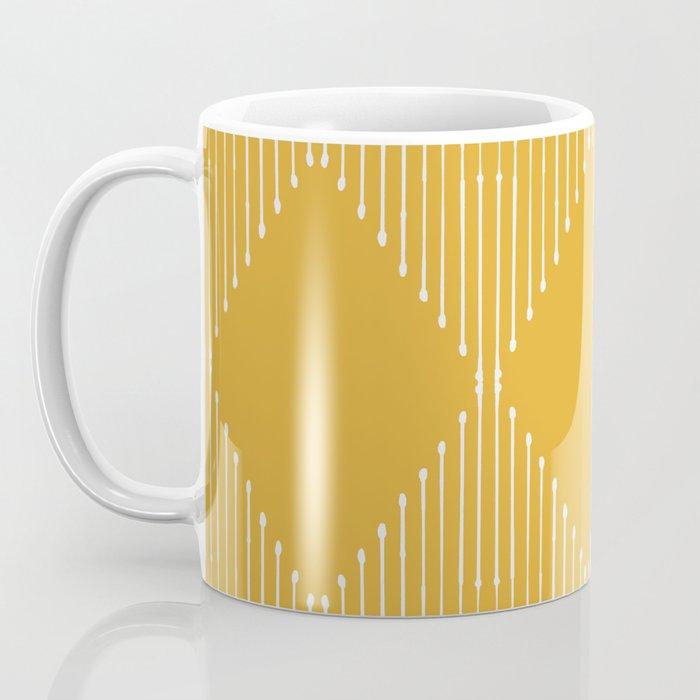 Geo / Yellow Kaffeebecher