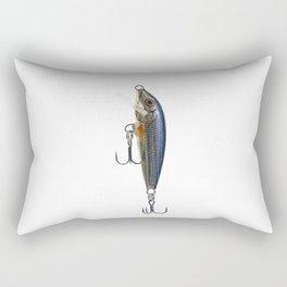 Fishing Tackle 25 Rectangular Pillow
