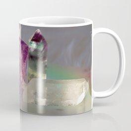 Crystals + Rainbows 1 Coffee Mug