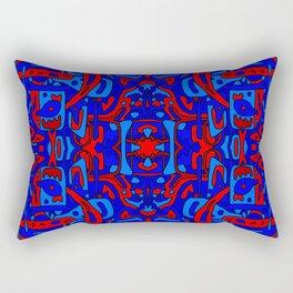 dolphin trance Rectangular Pillow