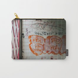 Enter the Subway Carry-All Pouch
