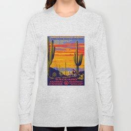 Saguaro National Monument Long Sleeve T-shirt