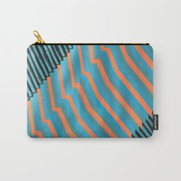 Geometric Abstraction Carry-All Pouch