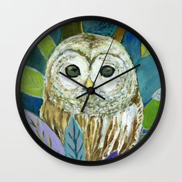 The NeverEnding Story No 92 Wall Clock