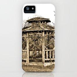 Gazebo iPhone Case