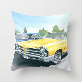 65 Bonnie Throw Pillow