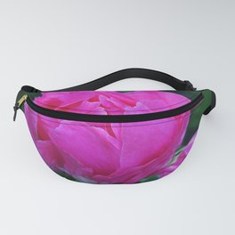 A Pink Peony Fanny Pack