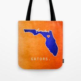 Gators Tote Bag
