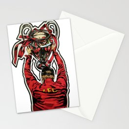 Klopp - European Champion Stationery Cards