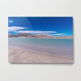 Piedras Rojas (Red Rocks), San Pedro de Atacama Desert, Chile 2 Metal Print