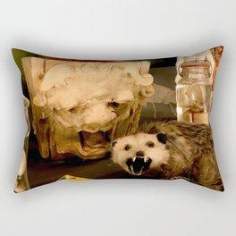 Curious Beasts Rectangular Pillow