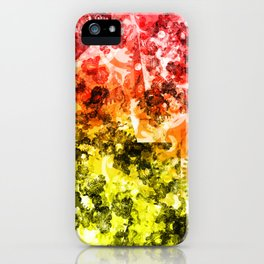 Abstract 2014-11-01 iPhone Case