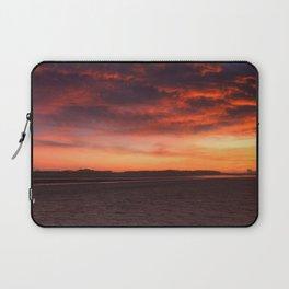 Scarlet Sunrise Laptop Sleeve