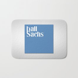 Ball Sachs Bath Mat