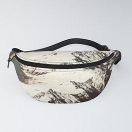 Mountains Fanny Pack