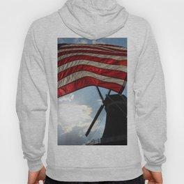 Flag over Windmill Hoody