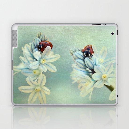 Ladybirds Laptop & iPad Skin