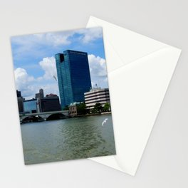 Toledo Fifth Third Downtown II Stationery Cards