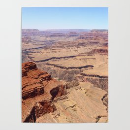 Awesome Grand Canyon View Poster