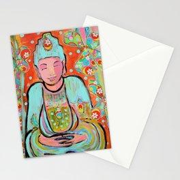 Funky Buddha Stationery Cards