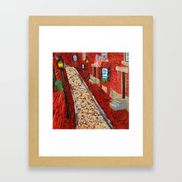 Beacon Hill Framed Art Print