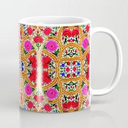 Spanish Flowers Coffee Mug