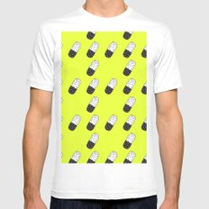 Take a neon pill Mens Fitted Tee White MEDIUM
