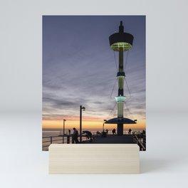 Brighton Sunset Mini Art Print