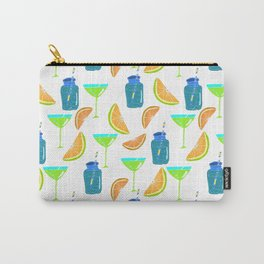 Cocktail party! Seamless pattern. Carry-All Pouch