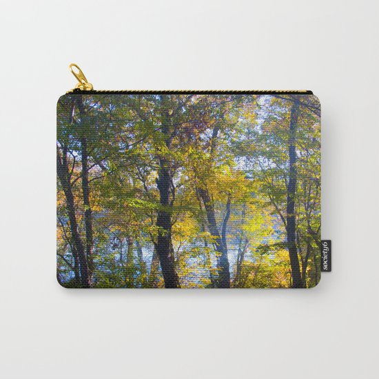 forest trail Carry-All Pouch