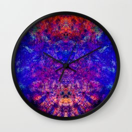 Love Portal to Jimi Hendrix Wall Clock